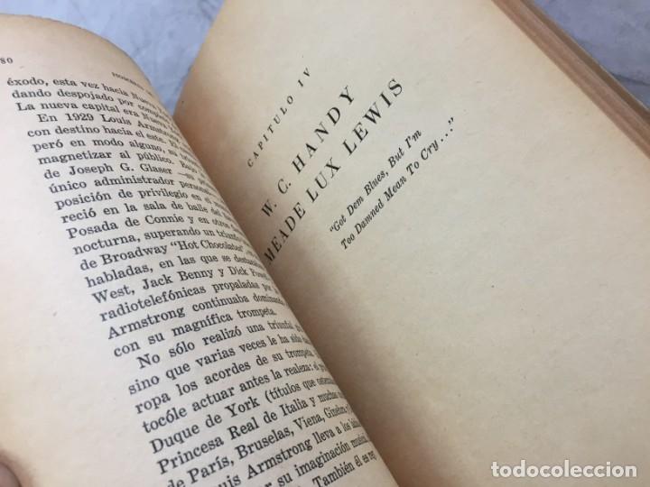 Libros de segunda mano: Libro De Música Hombres Del Jazz, David Ewen 1944 editorial Lautaro Buenos Aires - Foto 6 - 176758488