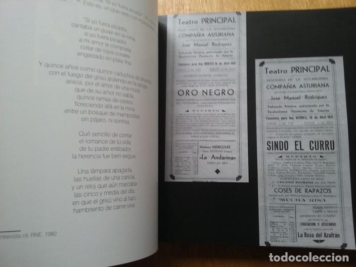 Libros de segunda mano: EL PRESI 100 AÑOS DE UN MITO DE LA CANCION ASTURIANA, FELIX MARTIN MARTINEZ, EDITORIAL LARIA, TONADA - Foto 5 - 177485752
