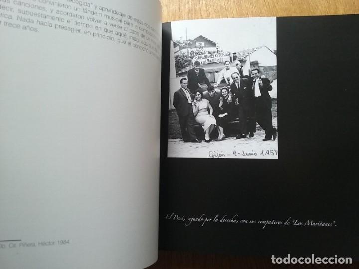 Libros de segunda mano: EL PRESI 100 AÑOS DE UN MITO DE LA CANCION ASTURIANA, FELIX MARTIN MARTINEZ, EDITORIAL LARIA, TONADA - Foto 8 - 177485752