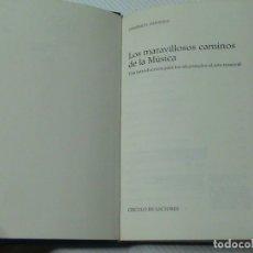 Libros de segunda mano: LOS MARAVILLOSOS CAMINOS DE LA MÚSICA. (FRIEDRICH HERZFELD) . Lote 177530915