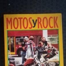 Libros de segunda mano: LIBRO - MOTOS Y ROCK - POR JOSE DIEZ - AÑO 1994. NUEVO.. Lote 178317396