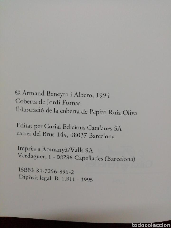Libros de segunda mano: 130 anys dhistoria de la Societat Coral El Penedès 1862-1992 - Foto 3 - 178500272