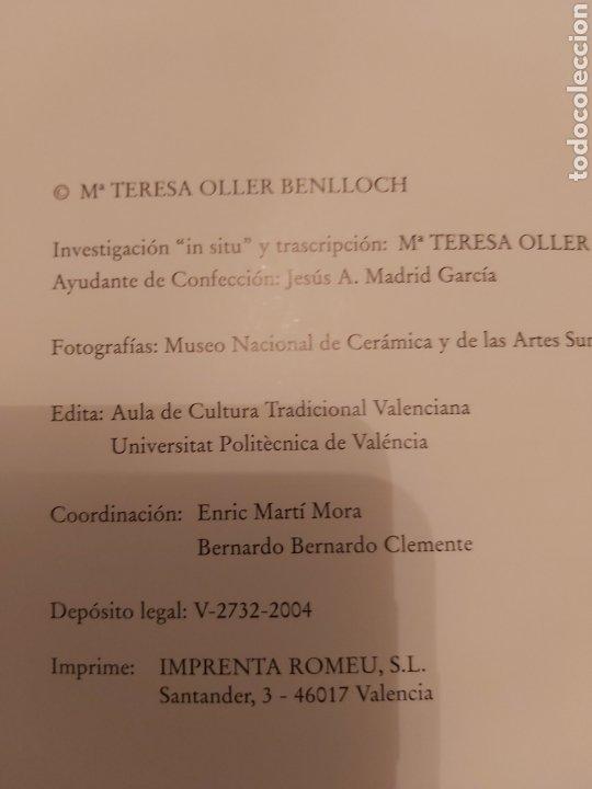 Libros de segunda mano: LA CANCIÓN NAVIDEÑA EN EL FOLCLORE MUSICAL VALENCIANO. VOL 1. ED. UPV. Nuevo - Foto 3 - 179339922