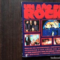 Libros de segunda mano: UN AÑO DE ROCK. 1993. BUEN ESTADO. Lote 180130950