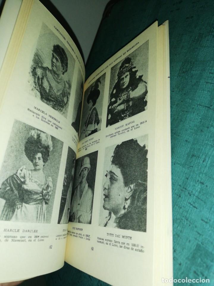 Libros de segunda mano: La opera en los teatros de Barcelona, por José subira 1946, ilustrado - Foto 4 - 180430725