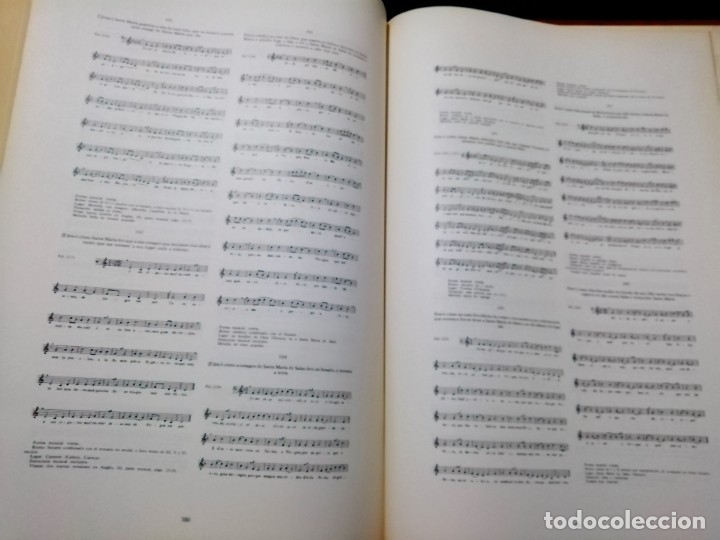 Libros de segunda mano: CANTIGAS DE SANTA MARIA DE ALFONSO X EL SABIO, códice rico de El Escorial, s. XIII - Foto 11 - 180891017