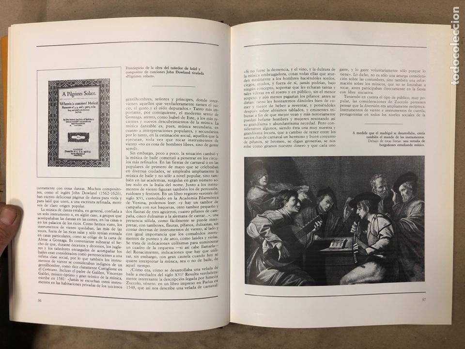 Libros de segunda mano: LA GRAN MÚSICA. 5 TOMOS (COMPLETA). ASURI DE EDICIONES 1990. ILUSTRADOS. - Foto 7 - 182705022
