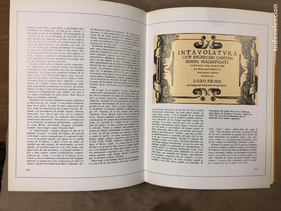 Libros de segunda mano: LA GRAN MÚSICA. 5 TOMOS (COMPLETA). ASURI DE EDICIONES 1990. ILUSTRADOS. - Foto 8 - 182705022