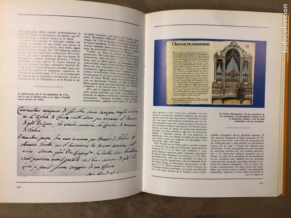Libros de segunda mano: LA GRAN MÚSICA. 5 TOMOS (COMPLETA). ASURI DE EDICIONES 1990. ILUSTRADOS. - Foto 9 - 182705022