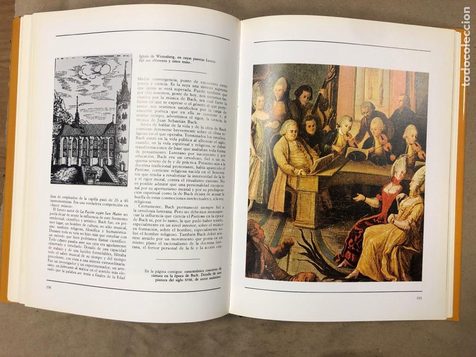 Libros de segunda mano: LA GRAN MÚSICA. 5 TOMOS (COMPLETA). ASURI DE EDICIONES 1990. ILUSTRADOS. - Foto 10 - 182705022