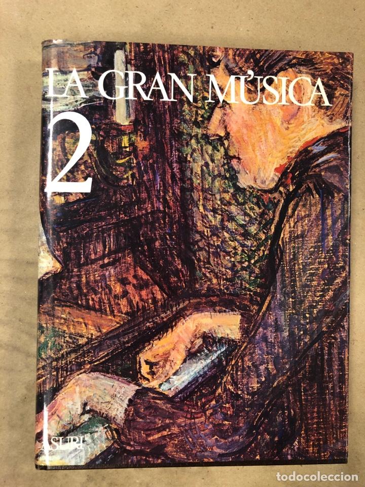 Libros de segunda mano: LA GRAN MÚSICA. 5 TOMOS (COMPLETA). ASURI DE EDICIONES 1990. ILUSTRADOS. - Foto 12 - 182705022