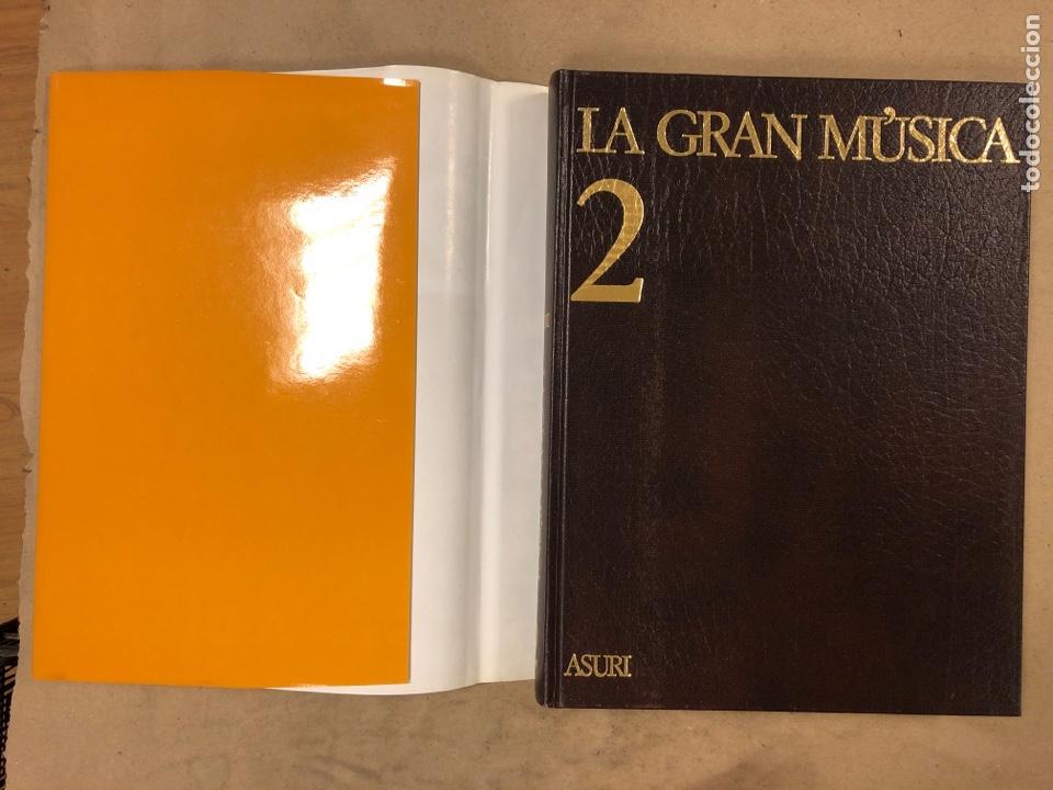 Libros de segunda mano: LA GRAN MÚSICA. 5 TOMOS (COMPLETA). ASURI DE EDICIONES 1990. ILUSTRADOS. - Foto 13 - 182705022