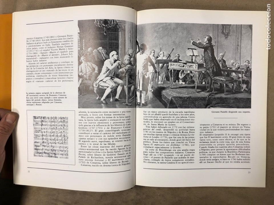 Libros de segunda mano: LA GRAN MÚSICA. 5 TOMOS (COMPLETA). ASURI DE EDICIONES 1990. ILUSTRADOS. - Foto 15 - 182705022