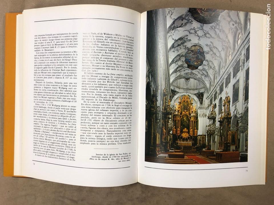 Libros de segunda mano: LA GRAN MÚSICA. 5 TOMOS (COMPLETA). ASURI DE EDICIONES 1990. ILUSTRADOS. - Foto 16 - 182705022