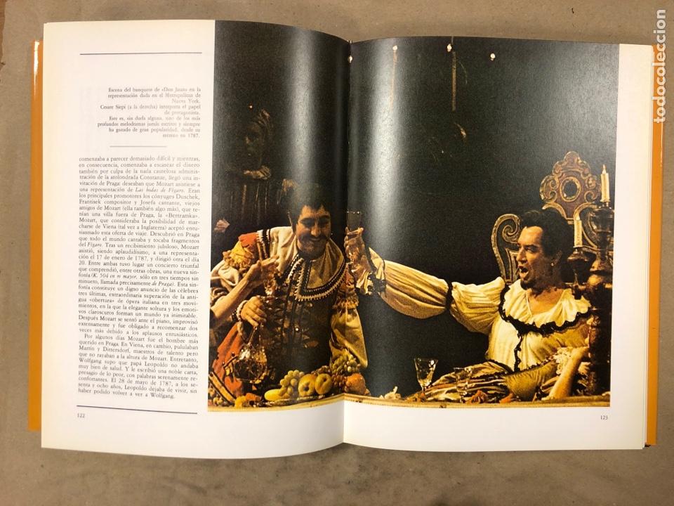 Libros de segunda mano: LA GRAN MÚSICA. 5 TOMOS (COMPLETA). ASURI DE EDICIONES 1990. ILUSTRADOS. - Foto 17 - 182705022