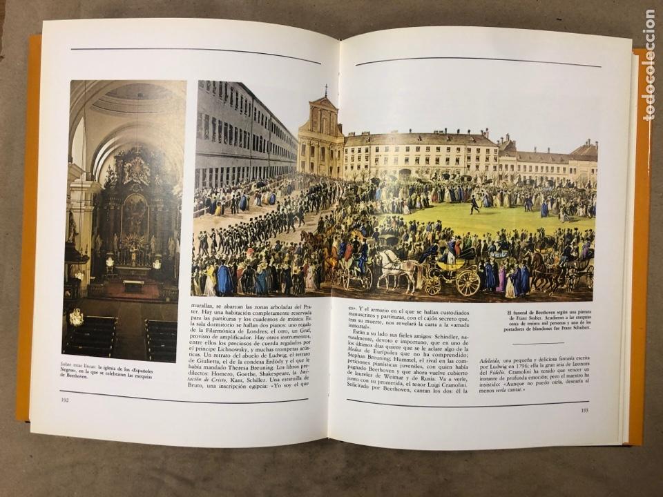 Libros de segunda mano: LA GRAN MÚSICA. 5 TOMOS (COMPLETA). ASURI DE EDICIONES 1990. ILUSTRADOS. - Foto 18 - 182705022