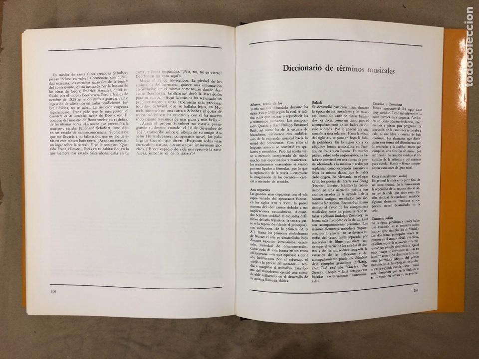 Libros de segunda mano: LA GRAN MÚSICA. 5 TOMOS (COMPLETA). ASURI DE EDICIONES 1990. ILUSTRADOS. - Foto 19 - 182705022