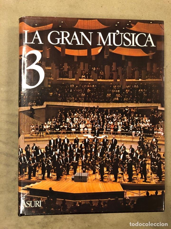 Libros de segunda mano: LA GRAN MÚSICA. 5 TOMOS (COMPLETA). ASURI DE EDICIONES 1990. ILUSTRADOS. - Foto 21 - 182705022