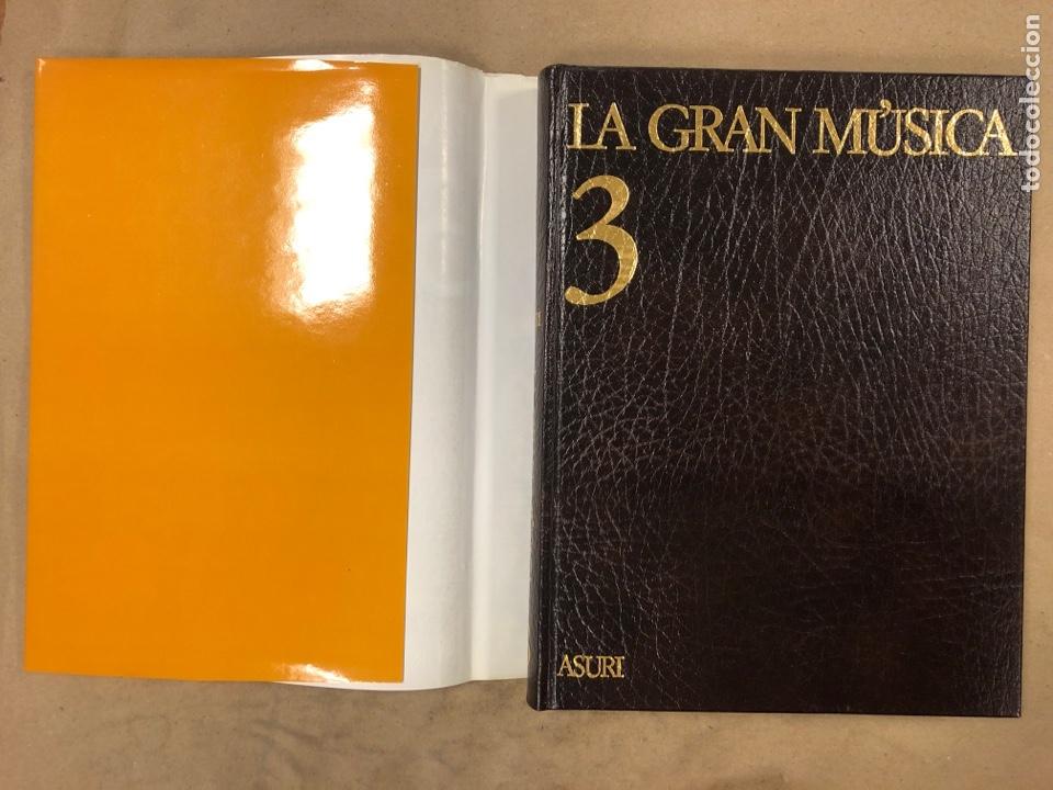 Libros de segunda mano: LA GRAN MÚSICA. 5 TOMOS (COMPLETA). ASURI DE EDICIONES 1990. ILUSTRADOS. - Foto 22 - 182705022