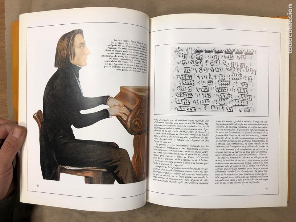 Libros de segunda mano: LA GRAN MÚSICA. 5 TOMOS (COMPLETA). ASURI DE EDICIONES 1990. ILUSTRADOS. - Foto 25 - 182705022