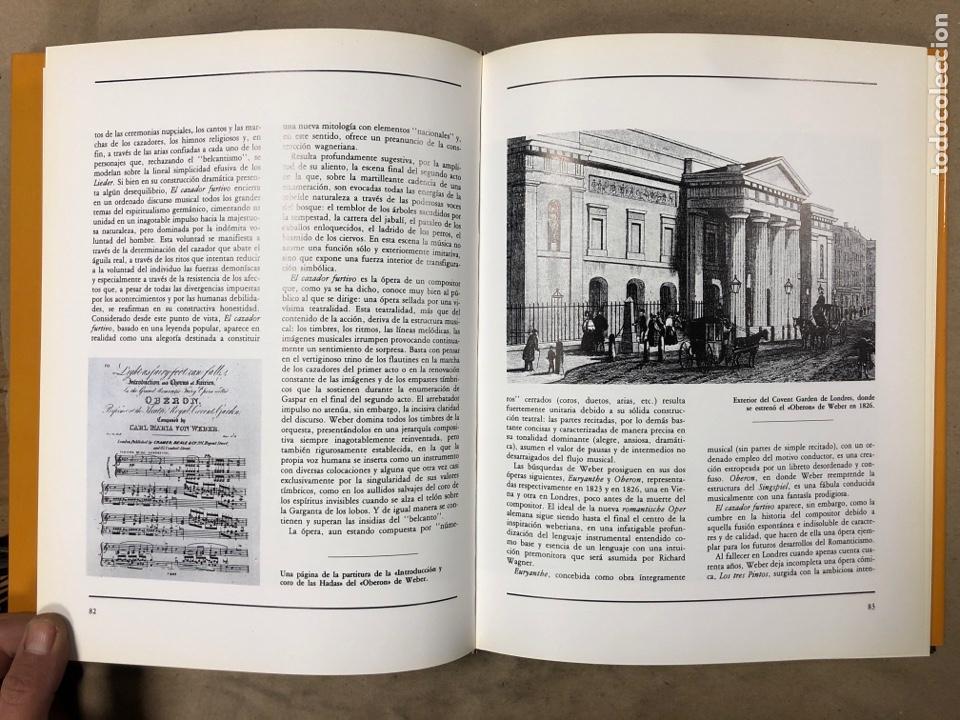 Libros de segunda mano: LA GRAN MÚSICA. 5 TOMOS (COMPLETA). ASURI DE EDICIONES 1990. ILUSTRADOS. - Foto 26 - 182705022