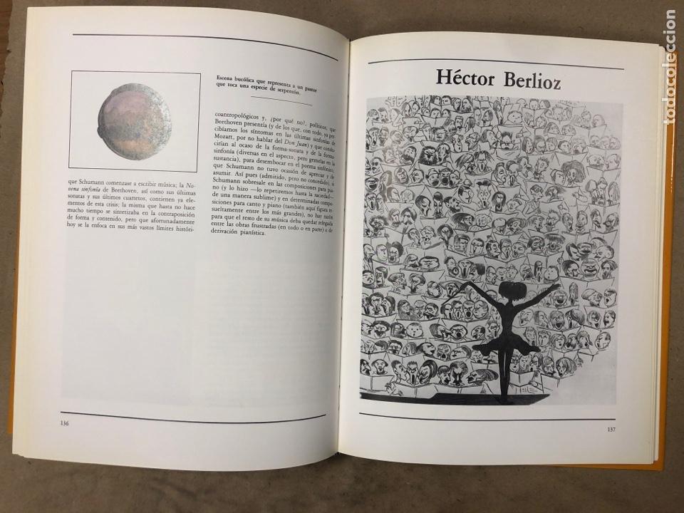 Libros de segunda mano: LA GRAN MÚSICA. 5 TOMOS (COMPLETA). ASURI DE EDICIONES 1990. ILUSTRADOS. - Foto 27 - 182705022
