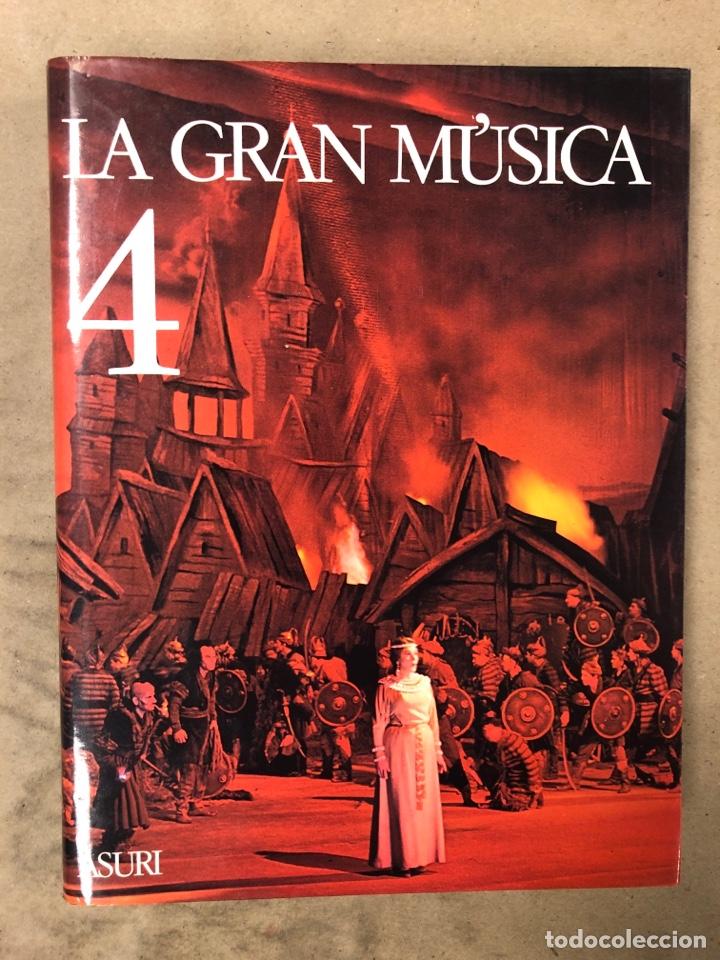 Libros de segunda mano: LA GRAN MÚSICA. 5 TOMOS (COMPLETA). ASURI DE EDICIONES 1990. ILUSTRADOS. - Foto 30 - 182705022