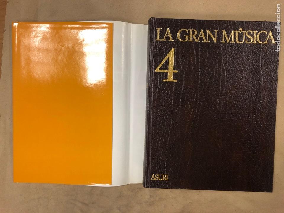 Libros de segunda mano: LA GRAN MÚSICA. 5 TOMOS (COMPLETA). ASURI DE EDICIONES 1990. ILUSTRADOS. - Foto 31 - 182705022
