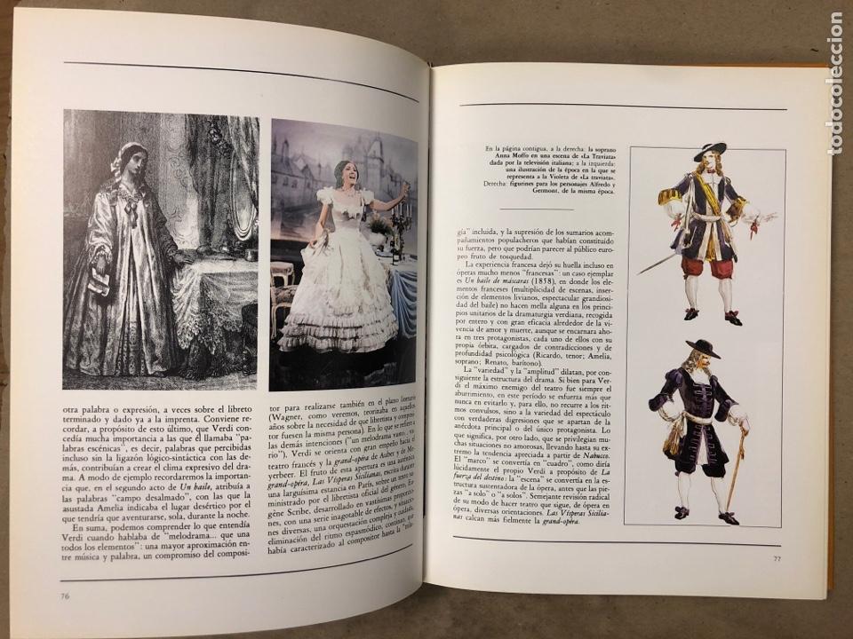 Libros de segunda mano: LA GRAN MÚSICA. 5 TOMOS (COMPLETA). ASURI DE EDICIONES 1990. ILUSTRADOS. - Foto 34 - 182705022