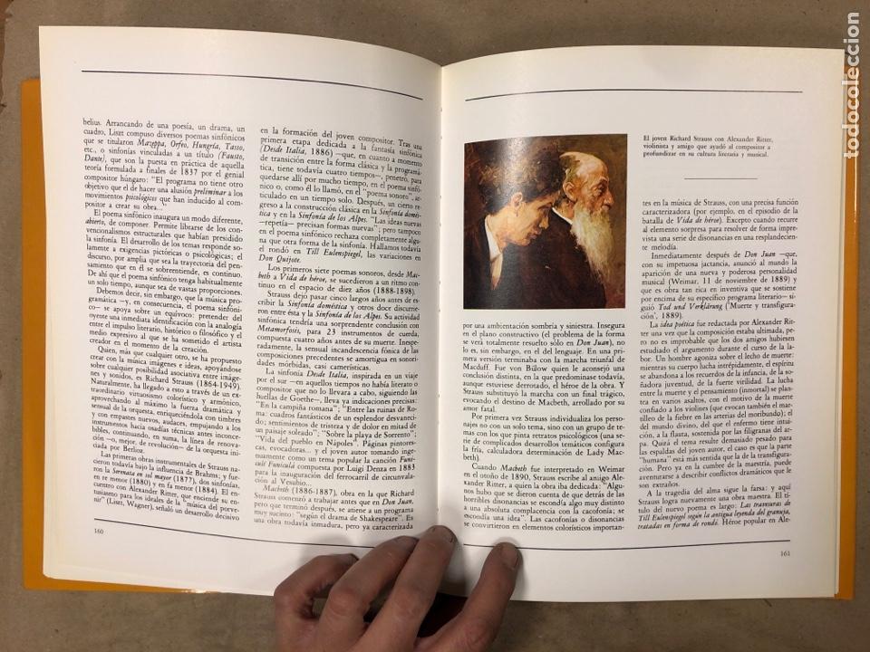 Libros de segunda mano: LA GRAN MÚSICA. 5 TOMOS (COMPLETA). ASURI DE EDICIONES 1990. ILUSTRADOS. - Foto 35 - 182705022