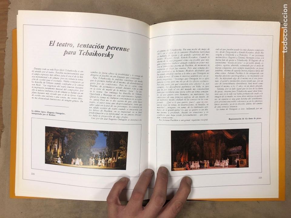 Libros de segunda mano: LA GRAN MÚSICA. 5 TOMOS (COMPLETA). ASURI DE EDICIONES 1990. ILUSTRADOS. - Foto 36 - 182705022