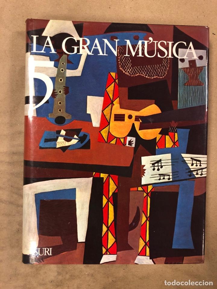 Libros de segunda mano: LA GRAN MÚSICA. 5 TOMOS (COMPLETA). ASURI DE EDICIONES 1990. ILUSTRADOS. - Foto 38 - 182705022