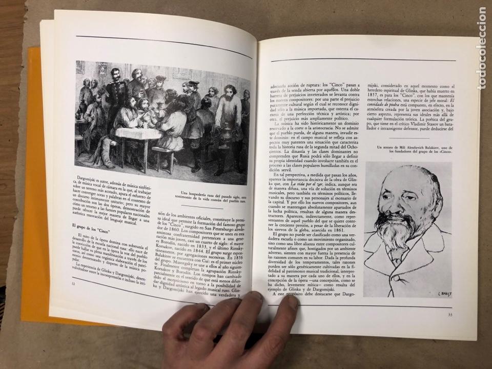 Libros de segunda mano: LA GRAN MÚSICA. 5 TOMOS (COMPLETA). ASURI DE EDICIONES 1990. ILUSTRADOS. - Foto 42 - 182705022
