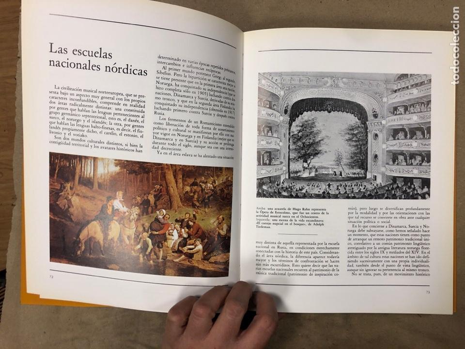 Libros de segunda mano: LA GRAN MÚSICA. 5 TOMOS (COMPLETA). ASURI DE EDICIONES 1990. ILUSTRADOS. - Foto 43 - 182705022