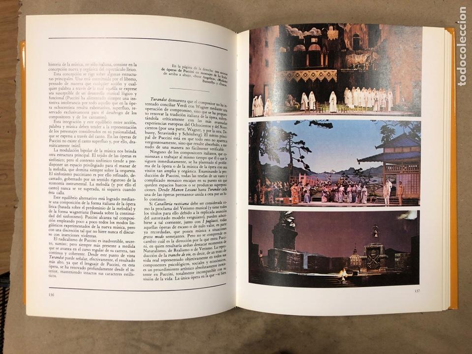 Libros de segunda mano: LA GRAN MÚSICA. 5 TOMOS (COMPLETA). ASURI DE EDICIONES 1990. ILUSTRADOS. - Foto 44 - 182705022