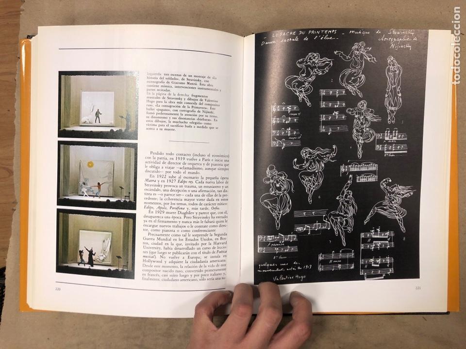Libros de segunda mano: LA GRAN MÚSICA. 5 TOMOS (COMPLETA). ASURI DE EDICIONES 1990. ILUSTRADOS. - Foto 45 - 182705022