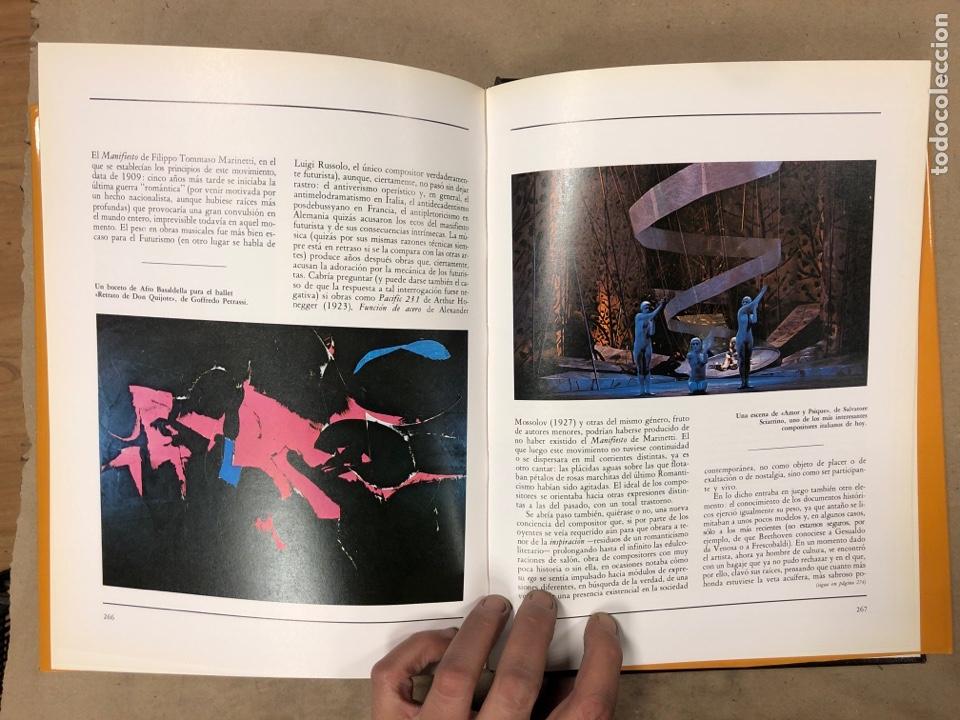 Libros de segunda mano: LA GRAN MÚSICA. 5 TOMOS (COMPLETA). ASURI DE EDICIONES 1990. ILUSTRADOS. - Foto 46 - 182705022