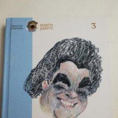 Libros de segunda mano: RUBÉN JUÁREZ (TANGO DE COLECCIÓN) LIBRO + CD (CLARÍN). Lote 183439162