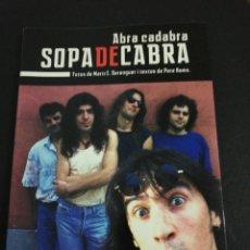 Libros de segunda mano: BERENGUER, HOMS, ABRA CADABRA, SOPA DE CABRA. Lote 184494421