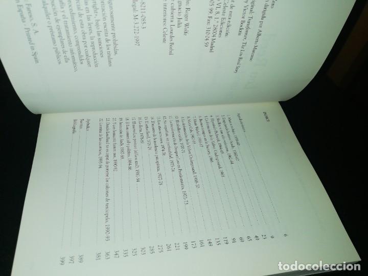 Libros de segunda mano: Víctor bockris, Lou Reed, las transformaciones de Lou Reed - Foto 4 - 187398011
