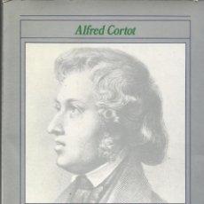 Libri di seconda mano: ASPECTOS DE CHOPIN, ALFRED CORLOT. Lote 188844551