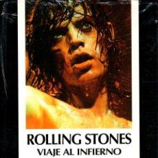 Libros de segunda mano: ROLLING STONES. VIAJE AL INFIERNO DEL ROCK N'ROLL. MARIANO MUNIESA [ED. VOSA, 1995]. Lote 206902500
