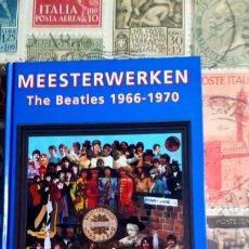 Libros de segunda mano: THE BEATLES MEESTERWERKEN 1966 -1970 AZING EDICION LIMITADA 1000 COPIAS NUEVO. Lote 190907572