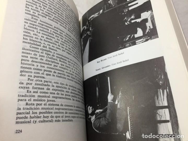 Libros de segunda mano: EL JAZZ - HISTORIA, CARACTERISTICAS, VOCABULARIO, DICCIONARIO, DISCOGRAFIA - RICARDO GILI - Foto 9 - 191712398