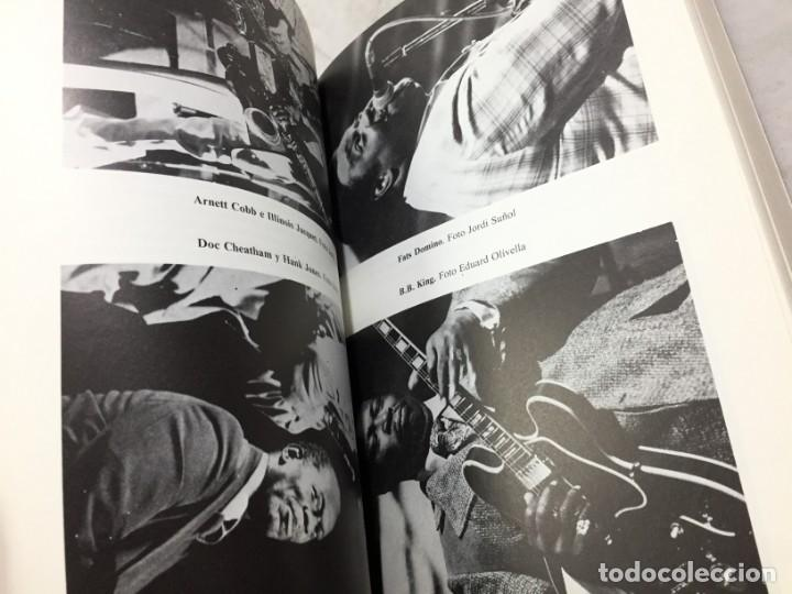 Libros de segunda mano: EL JAZZ - HISTORIA, CARACTERISTICAS, VOCABULARIO, DICCIONARIO, DISCOGRAFIA - RICARDO GILI - Foto 12 - 191712398