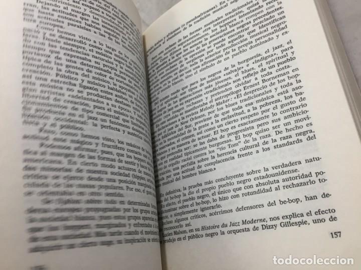 Libros de segunda mano: EL JAZZ - HISTORIA, CARACTERISTICAS, VOCABULARIO, DICCIONARIO, DISCOGRAFIA - RICARDO GILI - Foto 14 - 191712398