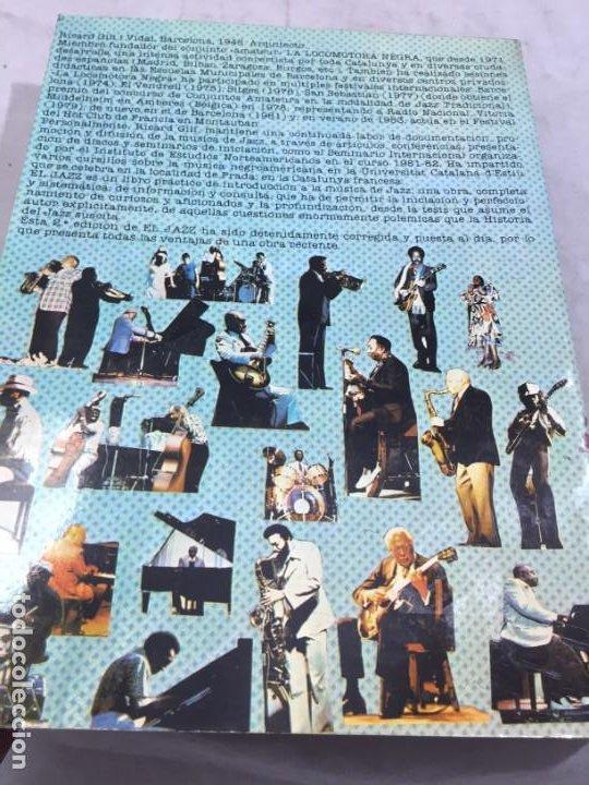 Libros de segunda mano: EL JAZZ - HISTORIA, CARACTERISTICAS, VOCABULARIO, DICCIONARIO, DISCOGRAFIA - RICARDO GILI - Foto 15 - 191712398