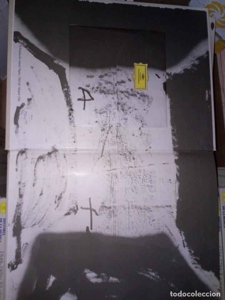 Libros de segunda mano: HISTORICA COLECCION DE 50 LIBROS DE LA DEUTSCHE GRAMMOPHON. TODOS CON CD EN EL INTERIOR PERFECTO. - Foto 3 - 191738900