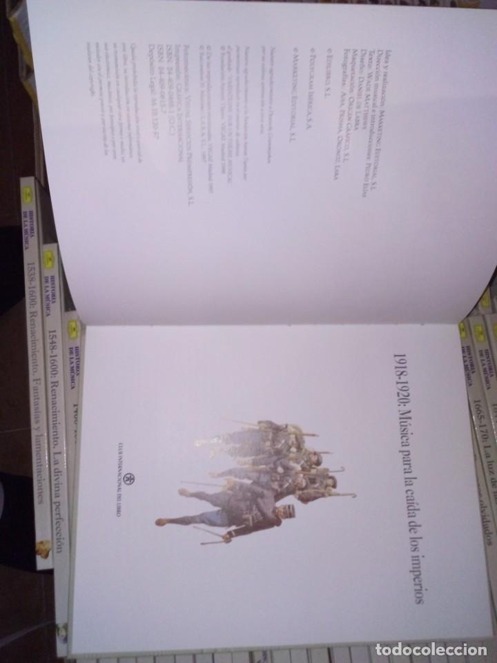 Libros de segunda mano: HISTORICA COLECCION DE 50 LIBROS DE LA DEUTSCHE GRAMMOPHON. TODOS CON CD EN EL INTERIOR PERFECTO. - Foto 5 - 191738900