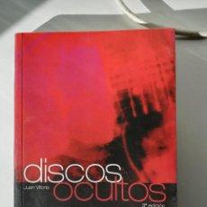 Libros de segunda mano: DISCOS OCULTOS. Lote 191884150